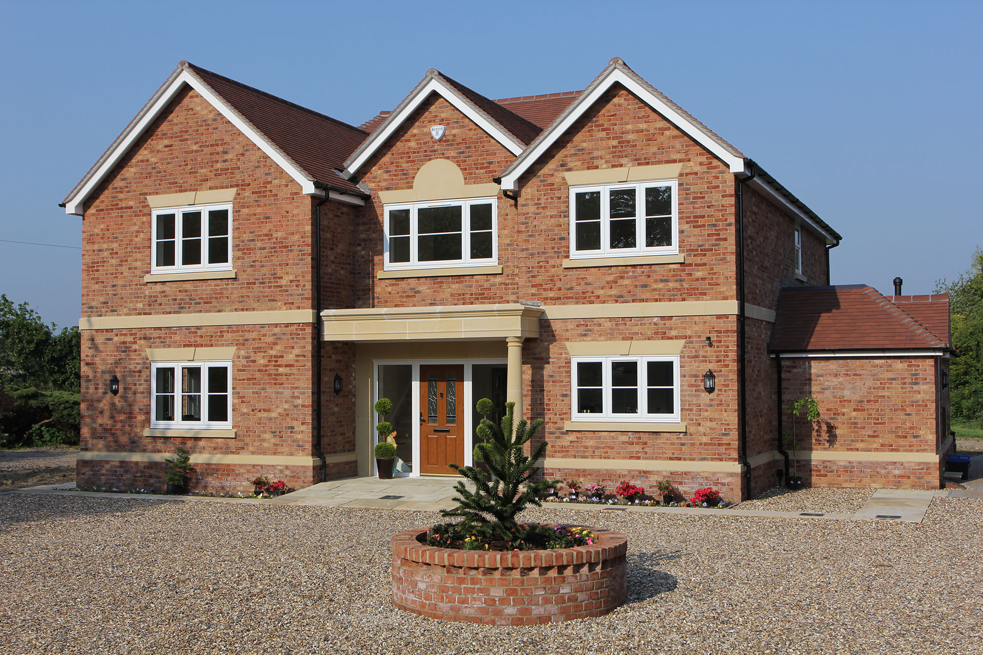 New build homes s lee alliston son builders for New build house plans