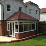 House extension, Dargate 1/2