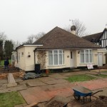 Chestfield Conversion to house 1/3